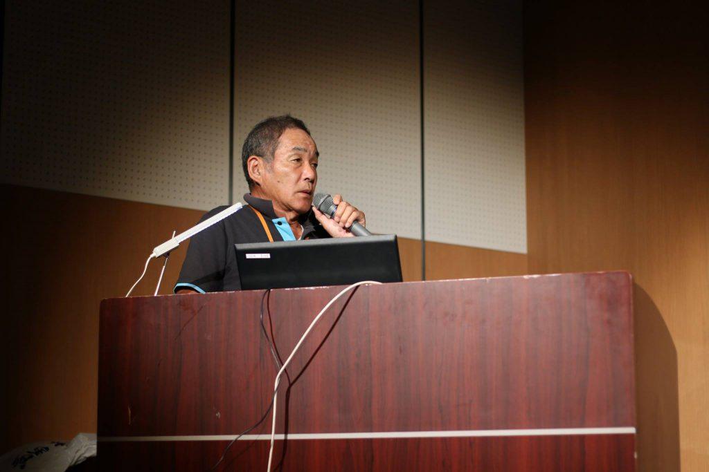 NPO法人壱岐島おこし応援隊 「チーム防人」の代表 中山忠治さん